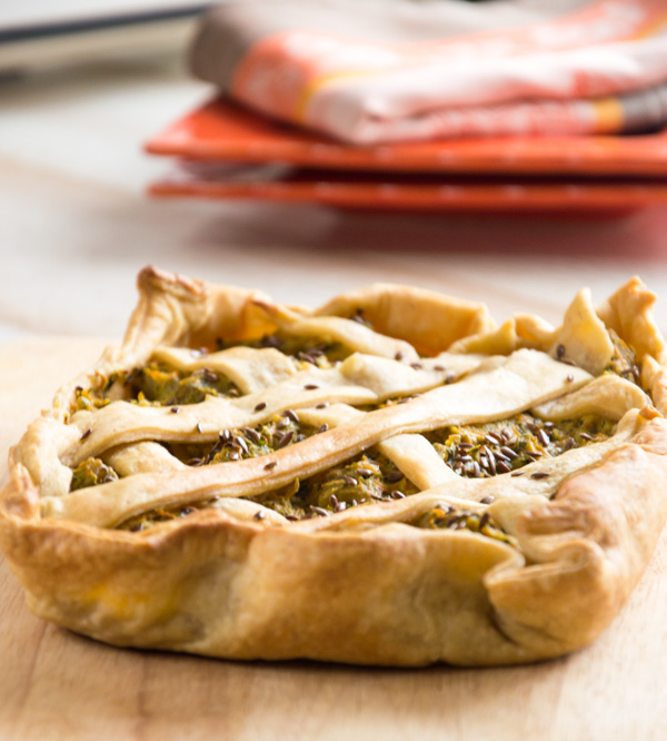 This easy vegetable pie recipe is a must try.
