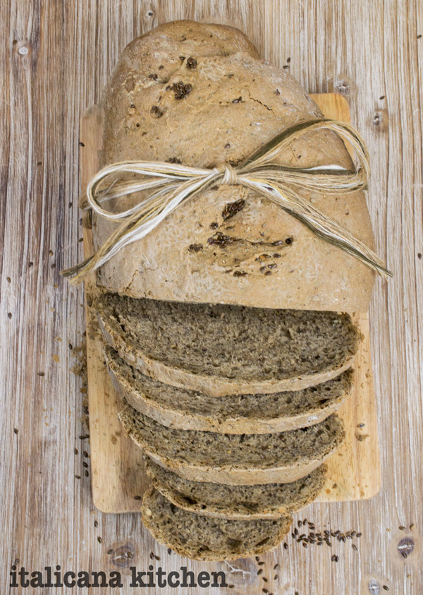 Easy-Homemade-7-Grain-Bread-