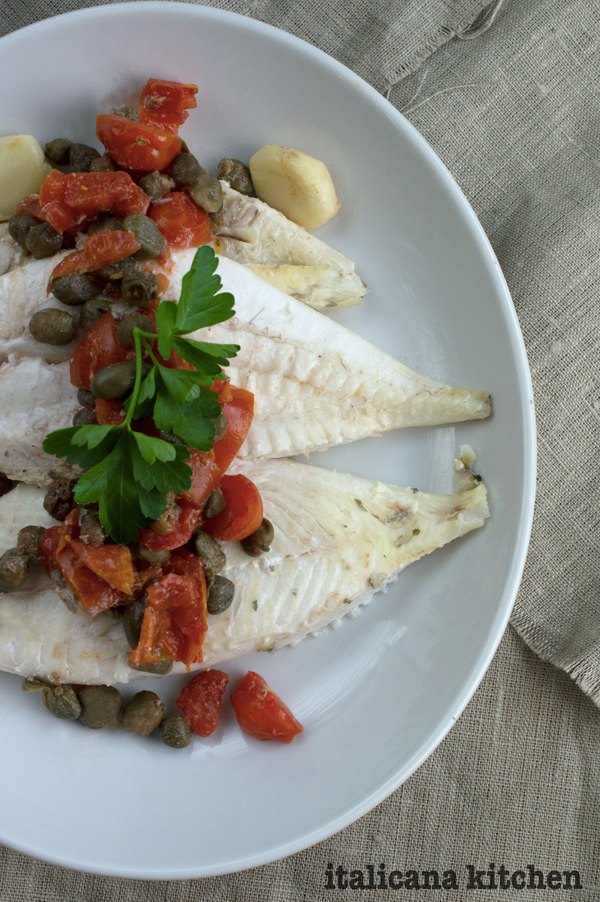 John-Dory-With-Capers-And-Tomatoes-Recipe