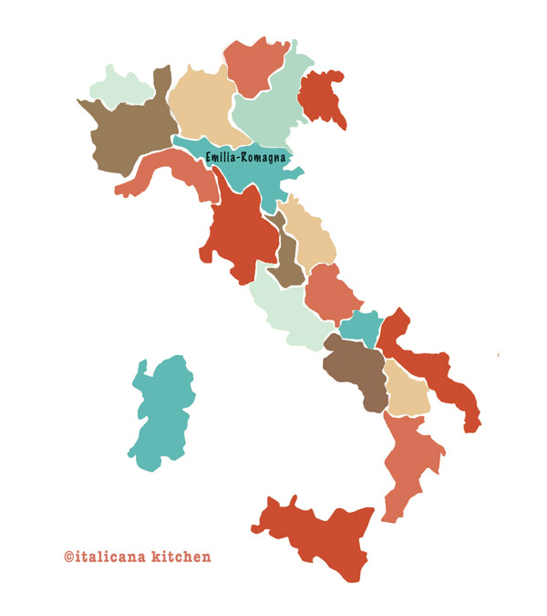 Emilia Romagna: The Food Valley