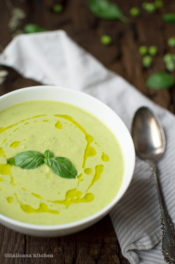 Pea-and-Basil-Soup-with-Herb-Breadcrumbs