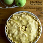 apple pie without sugar