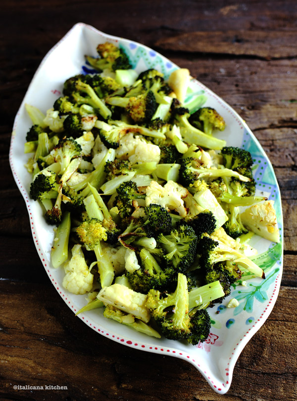 Roasted-Broccoli-and-Cauliflower-with-Lemon-and-Ginger-3